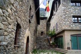 Casa de la Vall Walkway